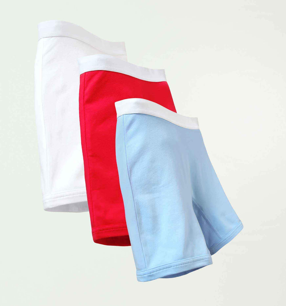 "3 PACK 6"" Boxer Briefs - Americana"