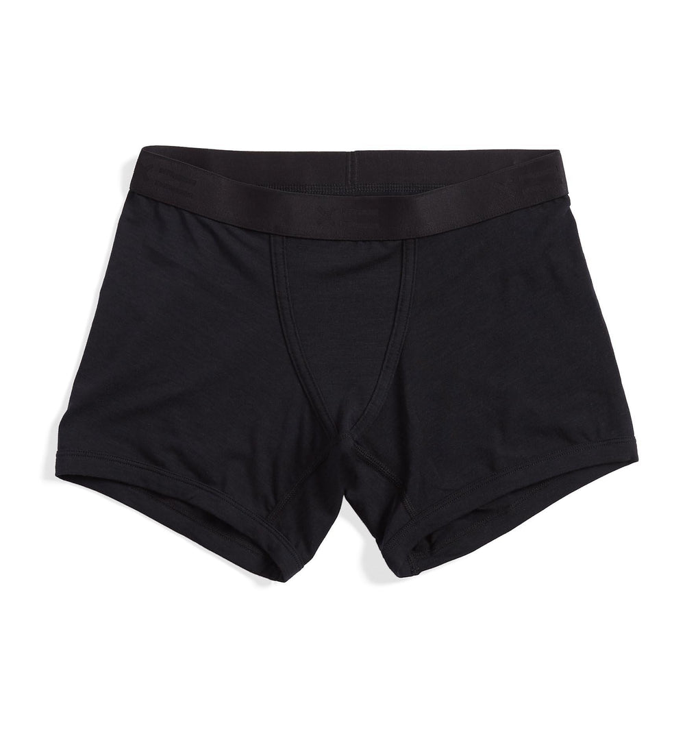 "4.5"" Trunks - Active Drirelease® Black"