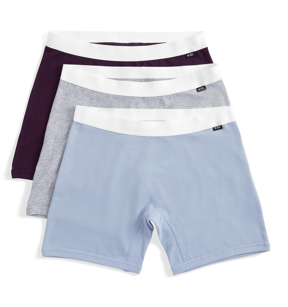 "3 Pack 6"" Boxer Briefs - Curfew-3 Pack-TomboyX"
