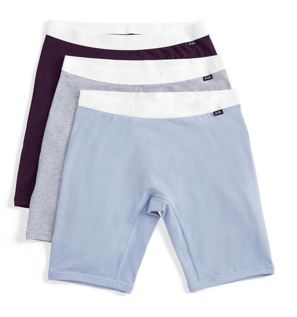 "3 Pack 9"" Boxer Briefs - Curfew-3 Pack-TomboyX"