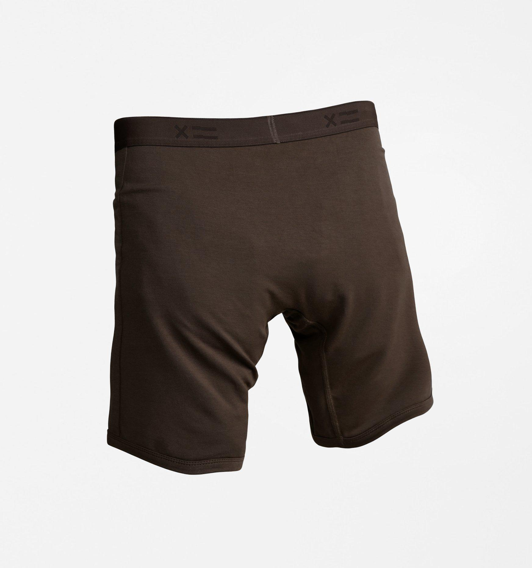 9 Boxer Briefs LC - MicroModal Nude X=1 - TomboyX