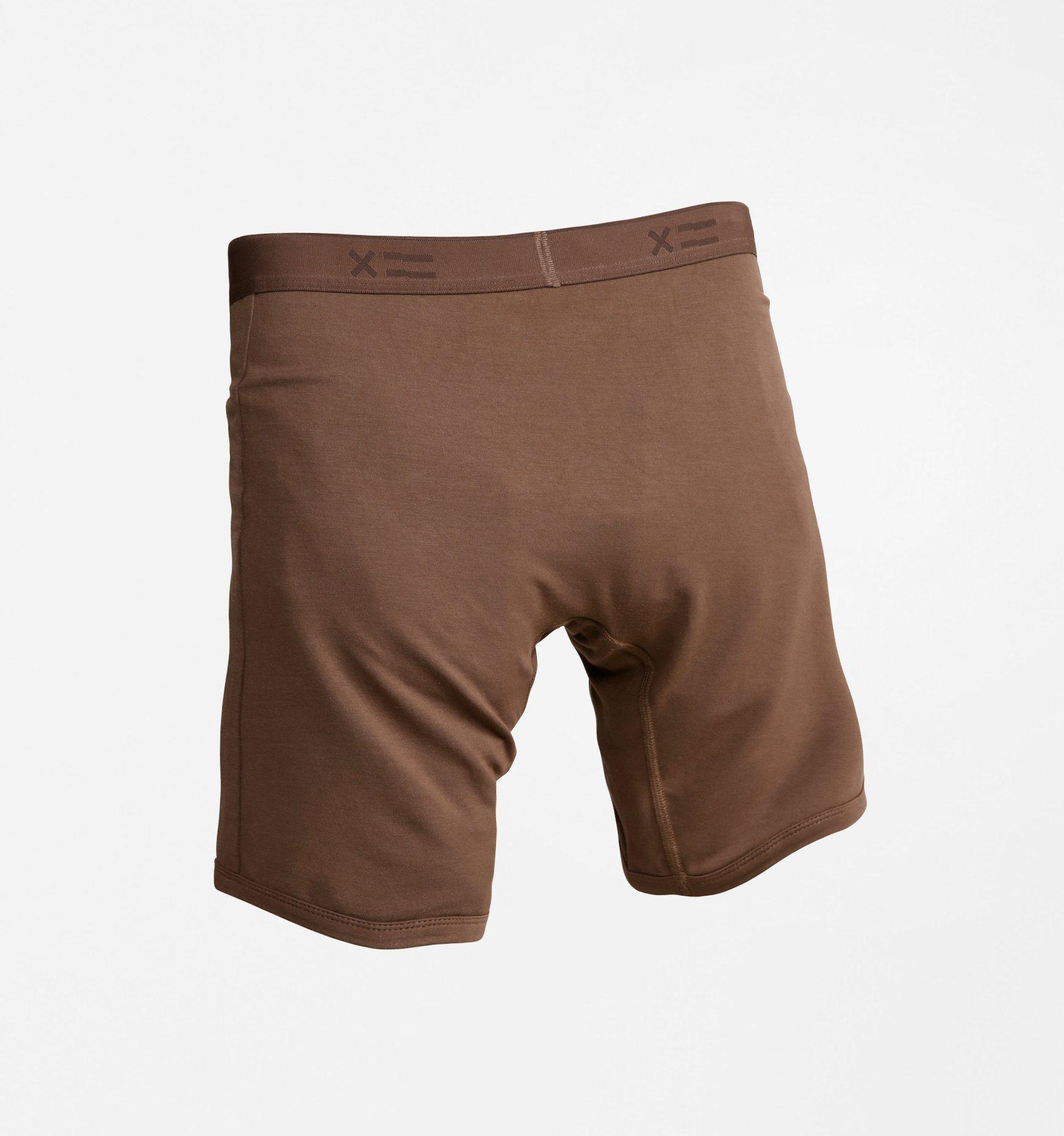 9 Boxer Briefs LC - MicroModal Nude X=2 - TomboyX