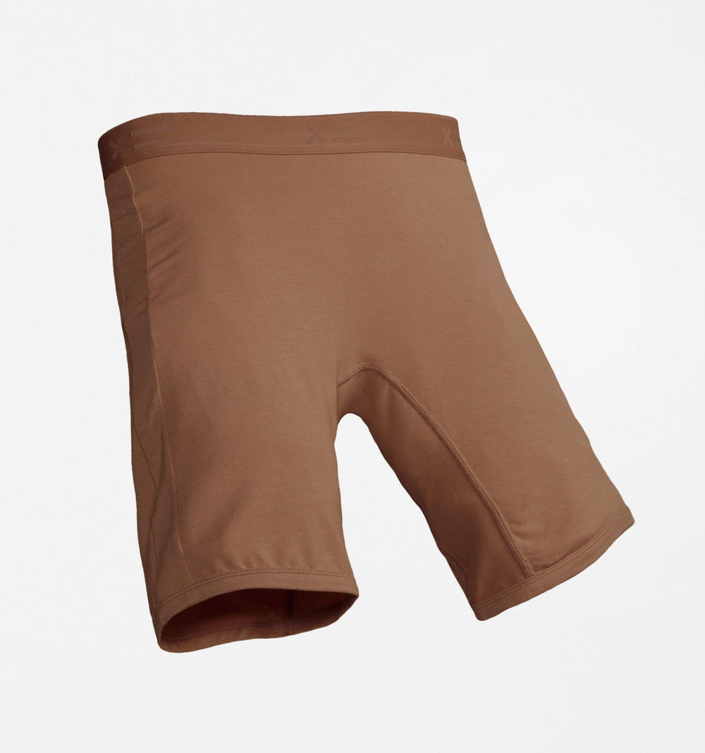 9 Boxer Briefs LC - MicroModal Nude X=3 - TomboyX