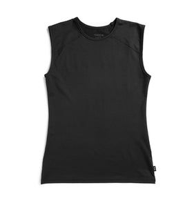 Swim Tank - Black-Swim-TomboyX