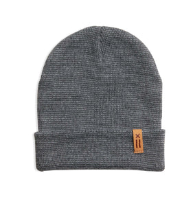 Beanie - Charcoal X=-Hat-TomboyX