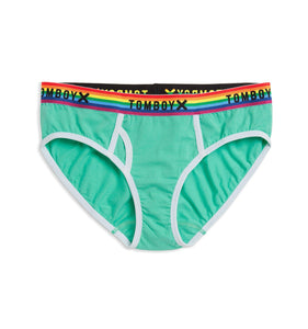 Iconic Brief - Bermuda Rainbow-Underwear-TomboyX