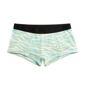 Boy Shorts - Blend Out Print-Underwear-TomboyX