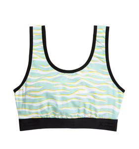 Essentials Soft Bra - Blend Out Print-Bra-TomboyX