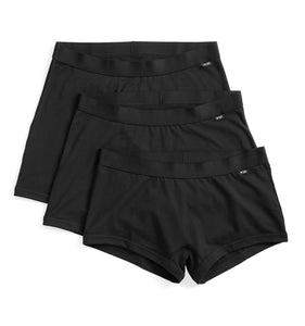 3 Pack Boy Shorts, 4.5