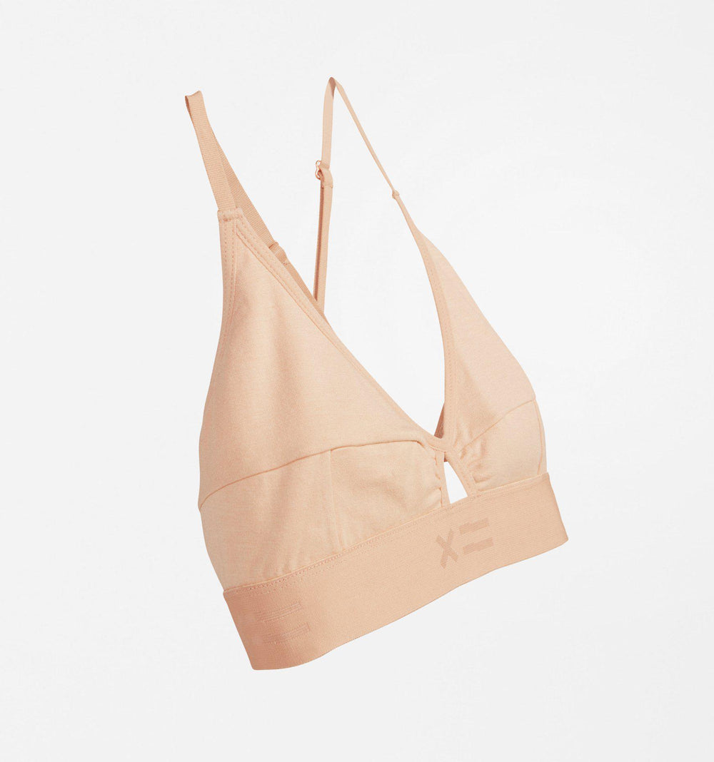 Bralette - MicroModal Nude X=5-TomboyX