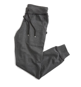 French Terry Jogger - Charcoal-Loungewear-TomboyX