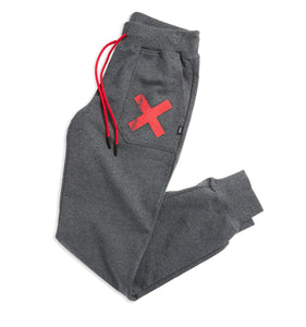 French Terry Jogger - X Charcoal-Loungewear-TomboyX