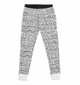 Long Johns - Beyond the X Print-Loungewear-TomboyX