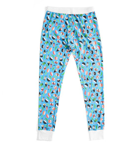 Long Johns - Sushi Print-Loungewear-TomboyX
