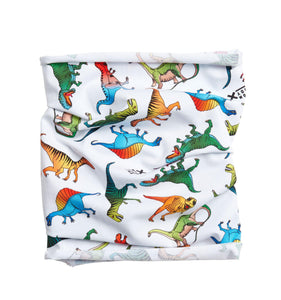 Multiclava - Dinosaur Print-Accessories-TomboyX
