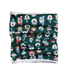 Multiclava - Winter Bears Print-Accessories-TomboyX