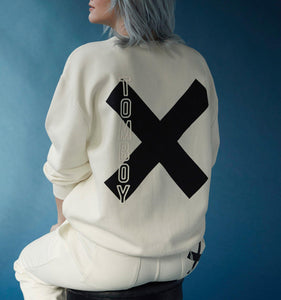 Oversized Crew - X Bone-Loungewear-TomboyX