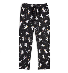 Pajama Pants - Rainbow Unicorn-Sleepwear-TomboyX