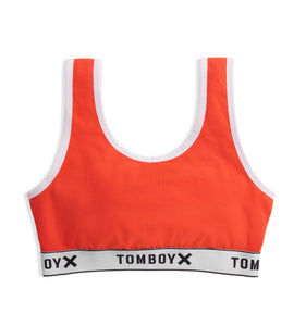 Essentials Soft Bra - Poppy-Bra-TomboyX