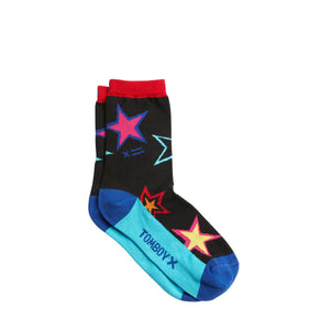 Anklet Sock - Star Bright-Socks-TomboyX