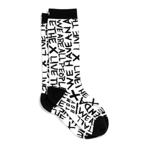 Socks - Beyond the X-Socks-TomboyX