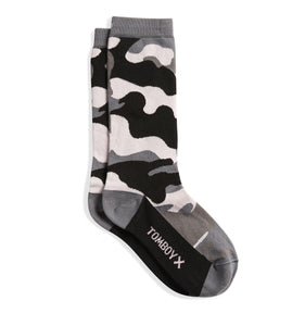 Exclusive: Socks - Pink Camo-Socks-TomboyX