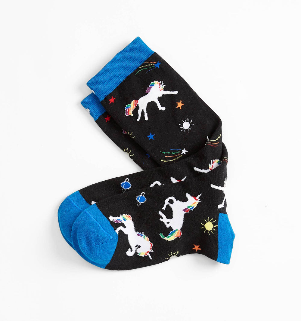 Unicorn Socks-One Size-TomboyX
