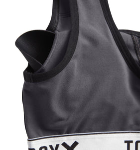 Soft Sports Bra with Removable Inserts - Next Gen Iron-Bra-TomboyX