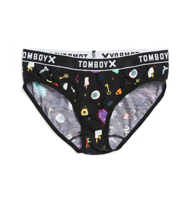 Iconic Briefs - Witches' Brew Print-Underwear-TomboyX