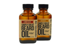 Any 2 Beard Oil Deal - Simply Great Beard Oil