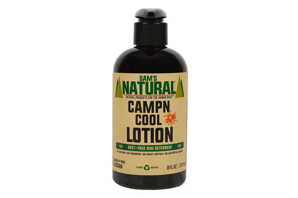 Campn Cool Deet-Free Bug Deterrent