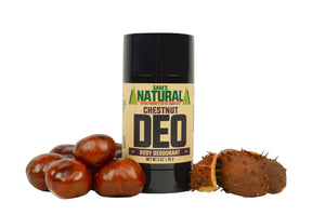Chestnut Natural Deodorant
