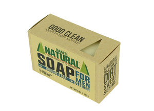 Soap for Men - Vetiver