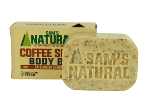 Coffee Scrub Body Bar