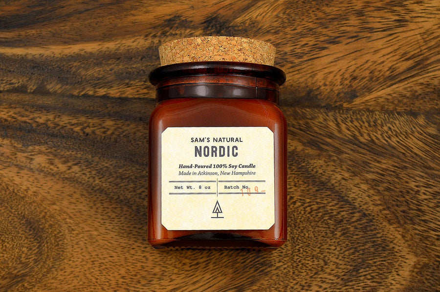Nordic Soy Candle