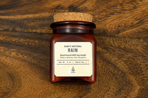 Rain Soy Candle