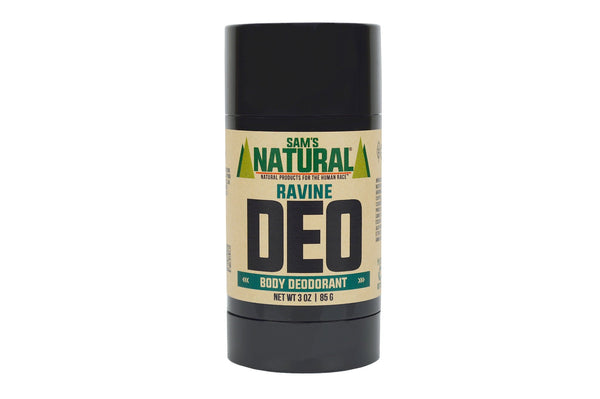 Ravine Natural Deodorant by Sam's Natural