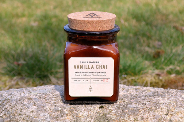 Vanilla Chai Soy Candle