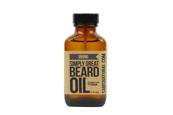 Viking Beard Oil