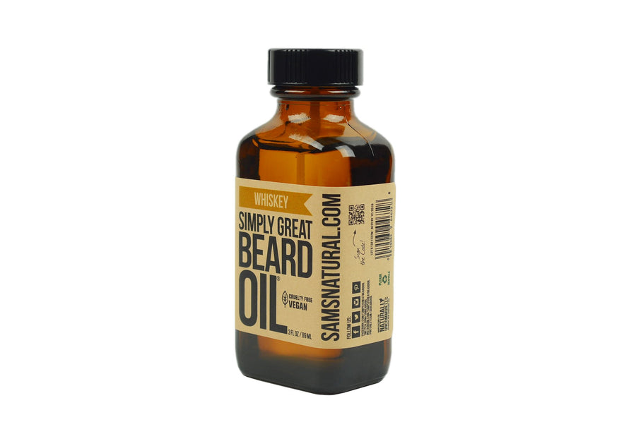 Whiskey Beard Oil