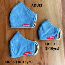 Load image into Gallery viewer, KIDS Comfort Fit Face Cover (Clearance)