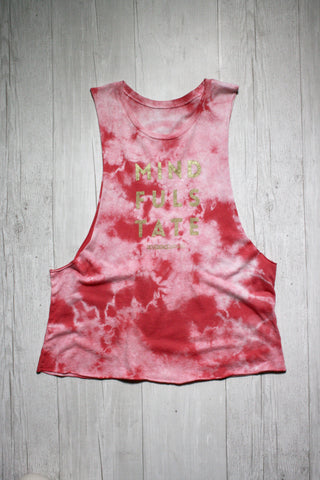BLISSED AND BUBBLY COLLAB RACERBACK