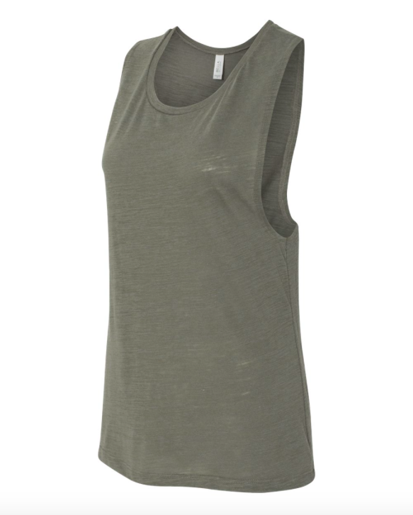 CUSTOM - HEAVILY MEDITATED DYLAN MUSCLE TANK