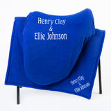 Personalised Saddle Cover & Saddle Pad Set