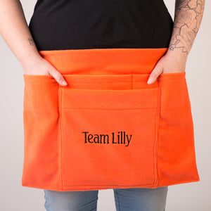Plaiting Apron - Personalised