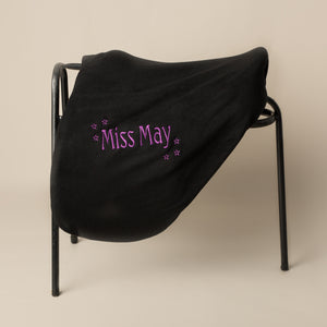 Personalised Saddle Cover