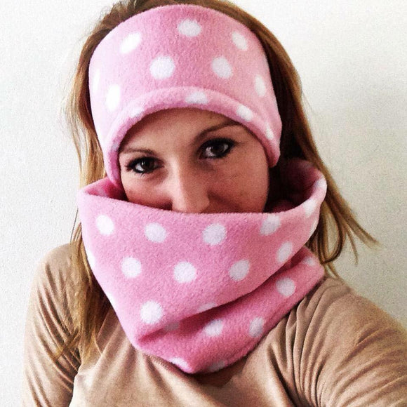 Ear & Neck Warmer Sets