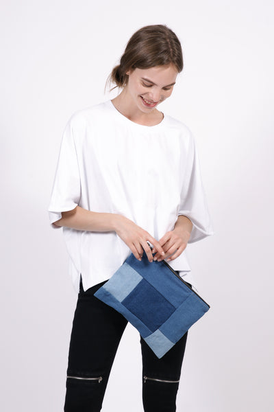 DNM by Absence of Colour Clutch Bag