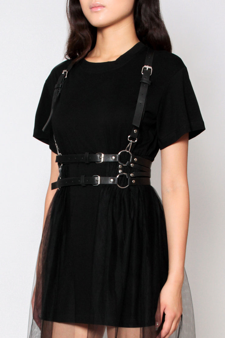 Cage Harness Belt