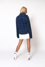 DNM by Absence of Colour Kalika Studded Jacket